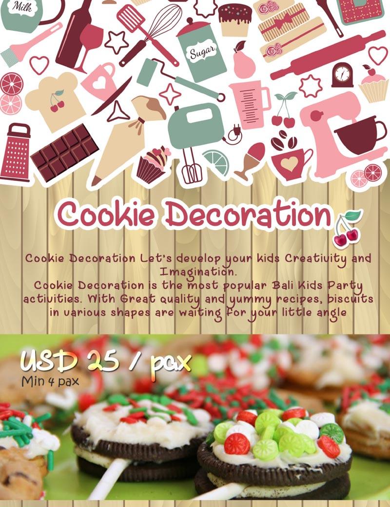 cookie-decoration